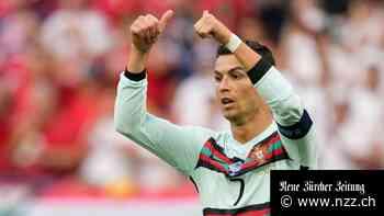 EM-Live-Blog: Ronaldo baut an seiner eigenen Legende: Portugal schlägt Ungarn 3:0 +++ Tiki-Taka – noch immer ein Erfolgsrezept?