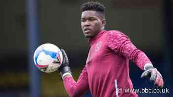 Joseph Anang: West Ham United keeper joins Stevenage on loan