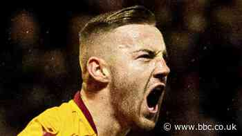 Allan Campbell: Luton Town sign Motherwell midfielder for undisclosed fee