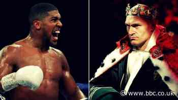 Anthony Joshua has doubts over Tyson Fury fight - Eddie Hearn