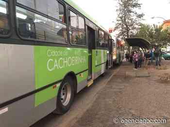 OLHA ESSA: Cachoeirinha tem apenas uma linha de ônibus aos domingos - Agência GBC