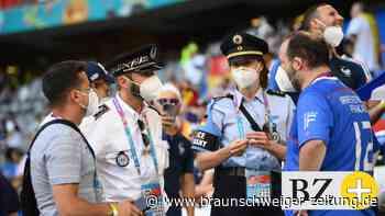 Polizei: Kaum Corona-Verstöße bei EM-Start in München