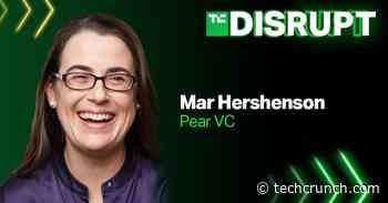 Mar Hershenson joins us at TechCrunch Disrupt on how to craft your pitch deck - TechCrunch