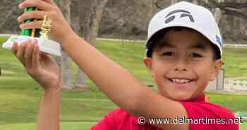 Carmel Valley 9 year old striving for golf greatness - Del Mar Times
