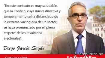 Perú: clamor por el cambio, por Diego García Sayán - LaRepública.pe