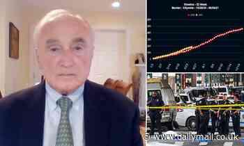 'Supercop' Bill Bratton warns of 'very long, dangerous summer' in US cities