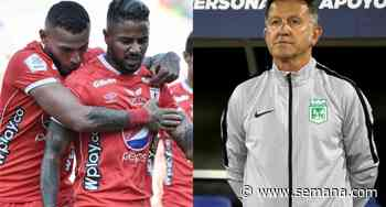 Los tres goleadores que están en la mira del América de Cali para el proyecto de Juan Carlos Osorio - Semana
