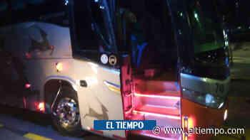 Investigan confuso 'secuestro' de bus en Cali - El Tiempo