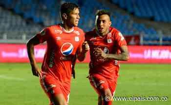 América de Cali: Rafael Carrascal saldrá del club para reforzar a Cerro Porteño de Paraguay - El País