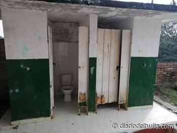 Por averías en escuela, niños no volverían a las aulas en Suaza - Diario del Huila