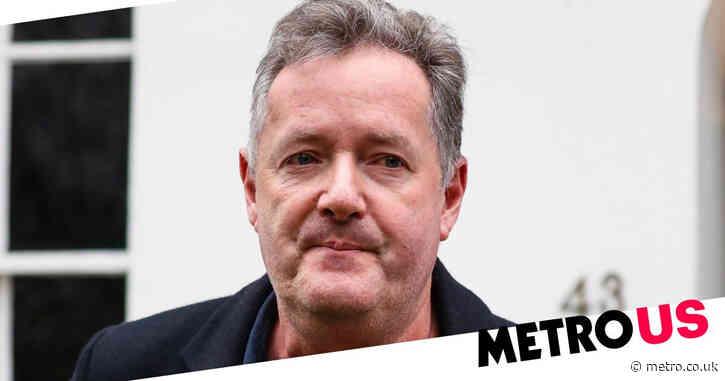 Piers Morgan slates Chrissy Teigen's 'sham' apology for trolling: 'Spare me your crocodile tears'