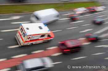 Heinersreuth: Traktor überschlägt sich nach Unfall mit BMW - inFranken.de