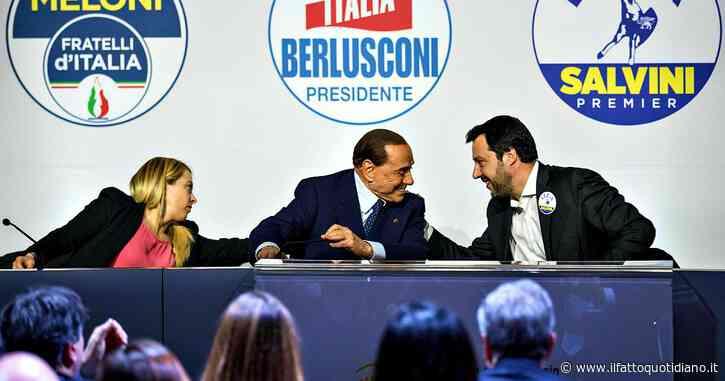 """Berlusconi spinge per un partito unico del centrodestra che includa anche Giorgia Meloni. Salvini chiude: """"Non interessa a nessuno"""""""