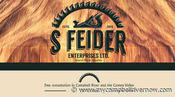 S Feider Enterprises LTD. – German Trained, Island Made - My Campbell River Now
