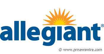 Allegiant Reports May 2021 Traffic