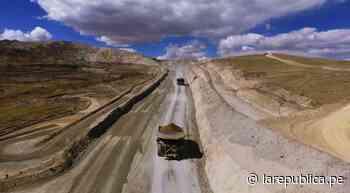 Minem: Moquegua, Ica y Áncash concentran el 50,2% de las inversiones mineras - LaRepública.pe