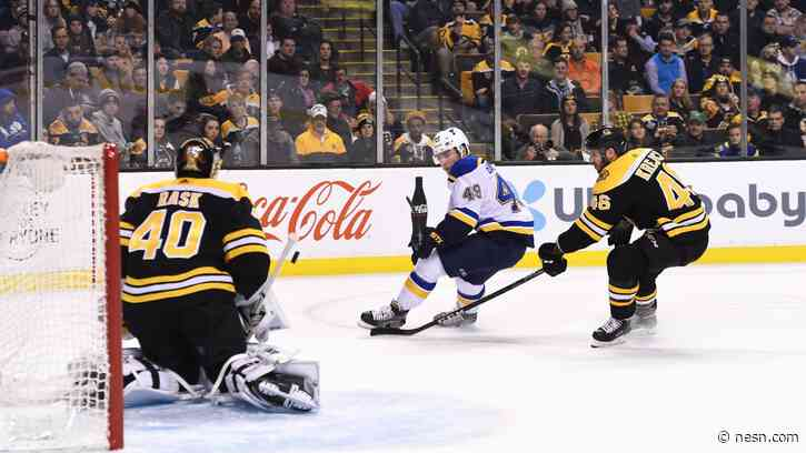 How NHL Expansion Draft Will Impact Bruins' Talks With Free Agents