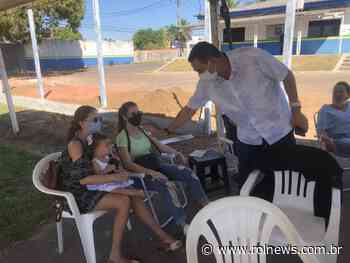 Mulheres de Militares em Rolim de Moura pedem ao prefeito Aldo Júlio para que interceda junto ao Governo do Estado por campanha salarial da categoria - ROLNEWS
