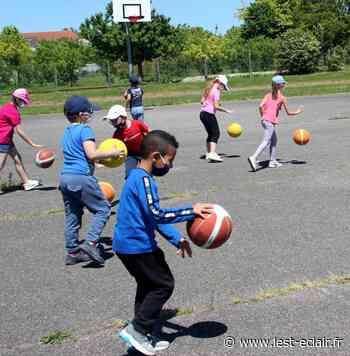 Les JO pour découvrir le sport à Romilly-sur-Seine - L'Est Eclair