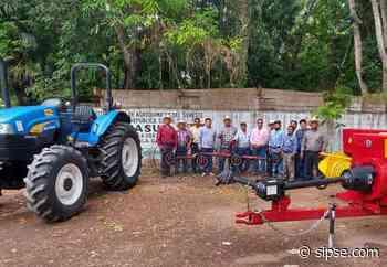 Chetumal: Entregan a ganaderos apoyos para avanzar en la recuperación económica del sector - sipse.com