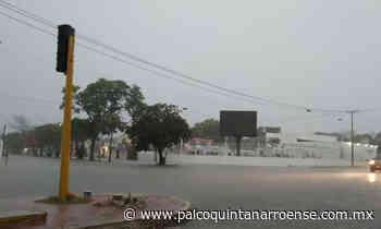 Atienden encharcamientos luego de fuertes lluvias en Chetumal – Palco Noticias - Palco Quintanarroense