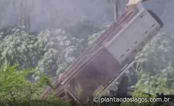Lixo despejado de forma irregular preocupa moradores de Paraty, RJ :: Radar Costa Verde - Plantao dos Lagos