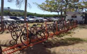 Novo Bicicletário no Cais de Turismo - O Dia