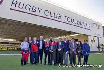 Economie - A La Londe-les-Maures, un centre d'entraînement de rugby au rayonnement international - LES PETITES AFFICHES