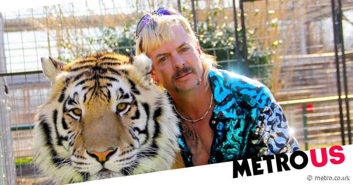 Joe Exotic launches cannabis line from jail because why not?