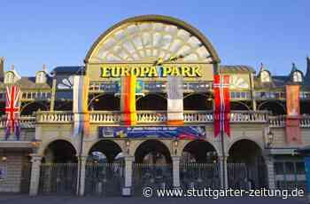 Europapark in Rust - Union startet mit Großveranstaltung in die heiße Wahlkampfphase - Stuttgarter Zeitung