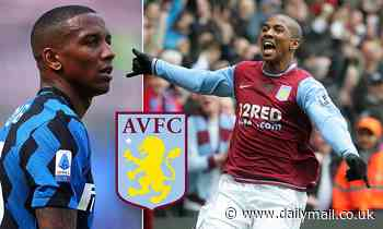 Ashley Young in line for emotional Aston Villa return 10 years after leaving