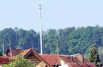 Bauausschuss Ebern: Geplanter Mast sorgt für Verwunderung - Neue Presse Coburg - Neue Presse Coburg