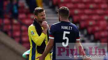Norwich City: Grant Hanley's Scotland lose Euro2020 opener - PinkUn