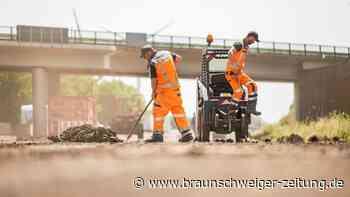 Baustellen auf niedersächsischen Autobahnen zur Ferienzeit