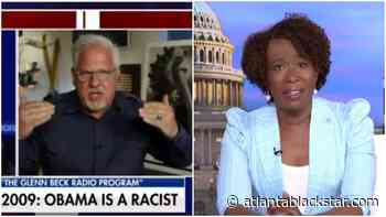 Glenn Beck Takes Back Apology for Calling Barack Obama 'a Racist' During Segment with Tucker Carlson; Joy Reid Issues Stinging Response - Atlanta Black Star