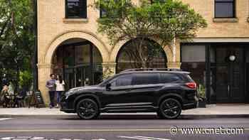 2022 Subaru Ascent gets new Onyx Edition duds     - Roadshow