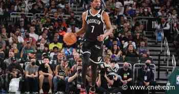 NBA playoffs: Watch, stream Bucks vs. Nets today on TNT     - CNET