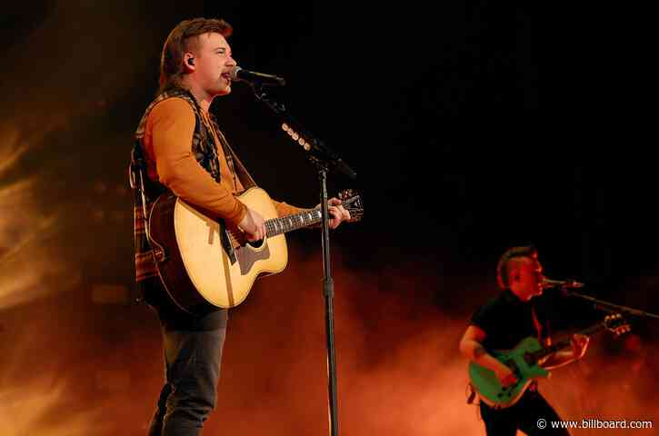 Morgan Wallen Gives Surprise Performance at Georgia Charity Event