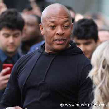 Dr. Dre was shocked by brain aneurysm