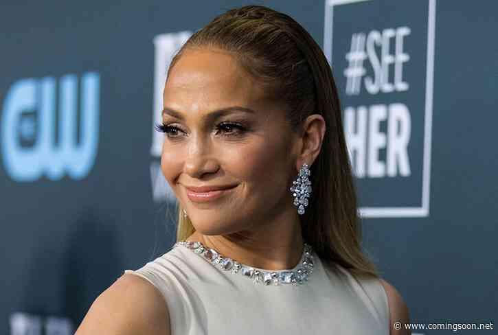 Jennifer Lopez to Star in Netflix's New Sci-Fi Thriller Pic Atlas