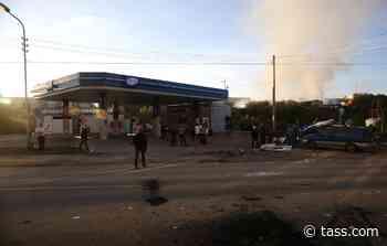 No threat to lives of Novosibirsk gas station fire victims, medics say - TASS