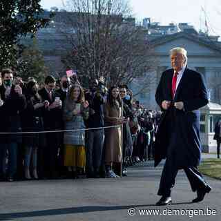 Trump oefende zware druk uit op ministerie om nederlaag aan te vechten: 'Complete idiotie'