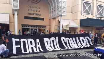 Osasco e Carapicuíba terão atos contra Bolsonaro no sábado (19) - Visão Oeste