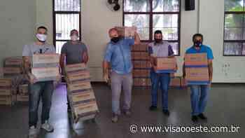 Metalúrgicos distribuem mais de 11 toneladas de alimentos em Osasco, Carapicuíba e região - Visão Oeste