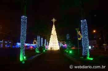 Em Osasco empresa vai assumir decoração de Natal em troca de publicidade - WebDiario