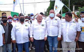 Diario El Periodiquito - Bernabé Gutiérrez desde Cagua: Vamos a recuperar los espacios - El Periodiquito
