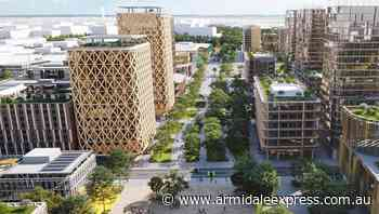 Work on Sydney's third city starting 2021 - Armidale Express