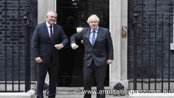 Australia and UK set to confirm trade deal - Armidale Express