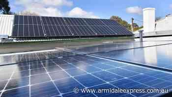 Australia being left behind on renewables - Armidale Express