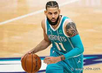 Cody Martin Sets Tone for Hornets in 2nd Season as Team's Lead Perimeter Defender